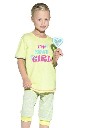 Dětské bavlněné pyžamo s nápisem Bianka