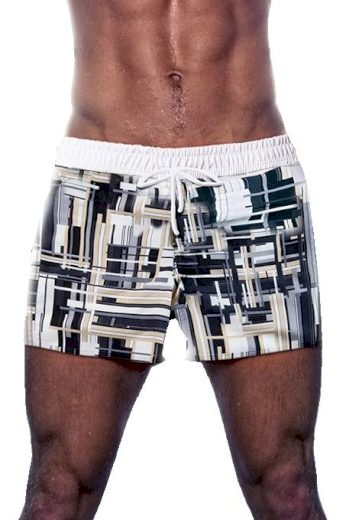 Alpha Male boxerkové plavky Hydro geo