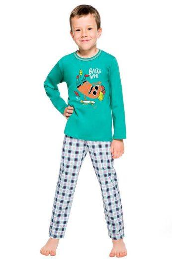 Klučičí pyžamo Leo zelené