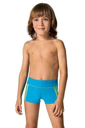 Chlapecké plavky Jirka tyrkysové