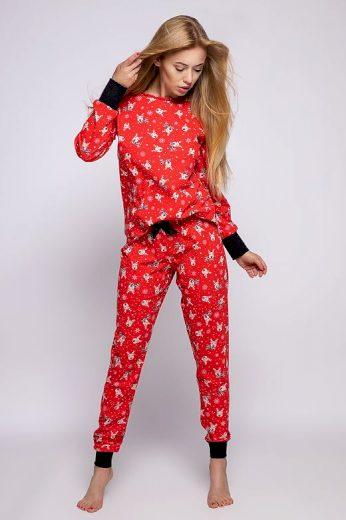 Vánoční pyžamo Saetta