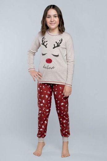 Dívčí pyžamo Sarabi sob
