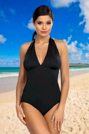 Jednodílné dámské plavky Jasmine černé
