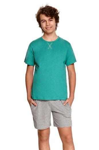 Chlapecké pyžamo Albert zelené