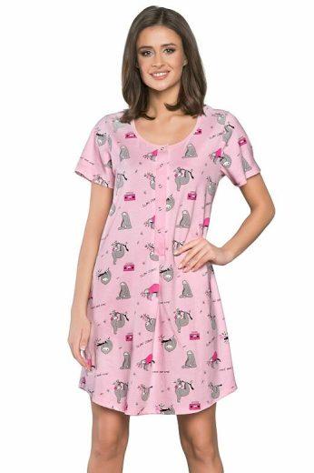 Dámská noční košile Orso růžová