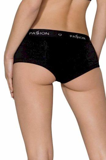 Kalhotky s nohavičkou PS010 černé