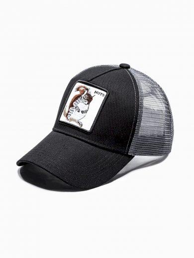 Pánská kšiltovka H091 - černá