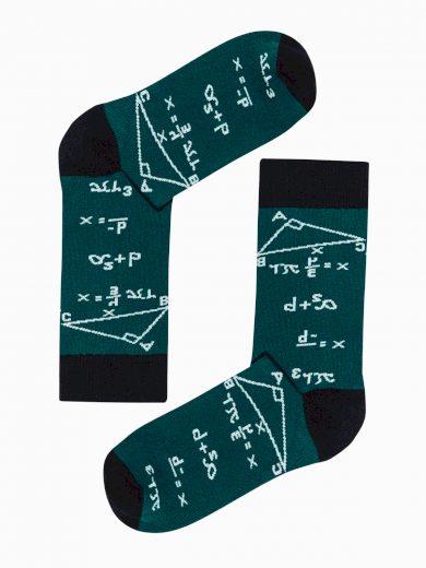 Pánské ponožky U150 - zelená