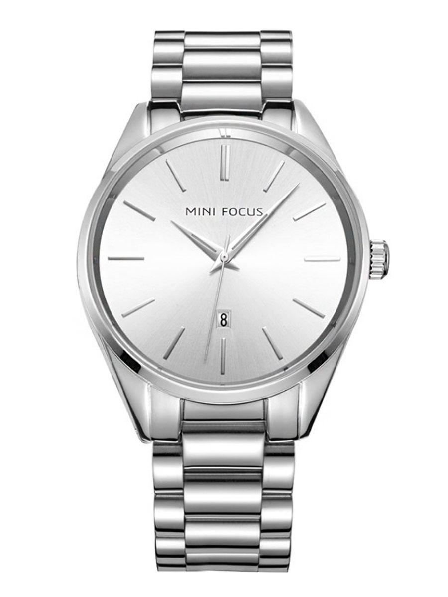 Pánské kovové hodinky Phase stříbrné