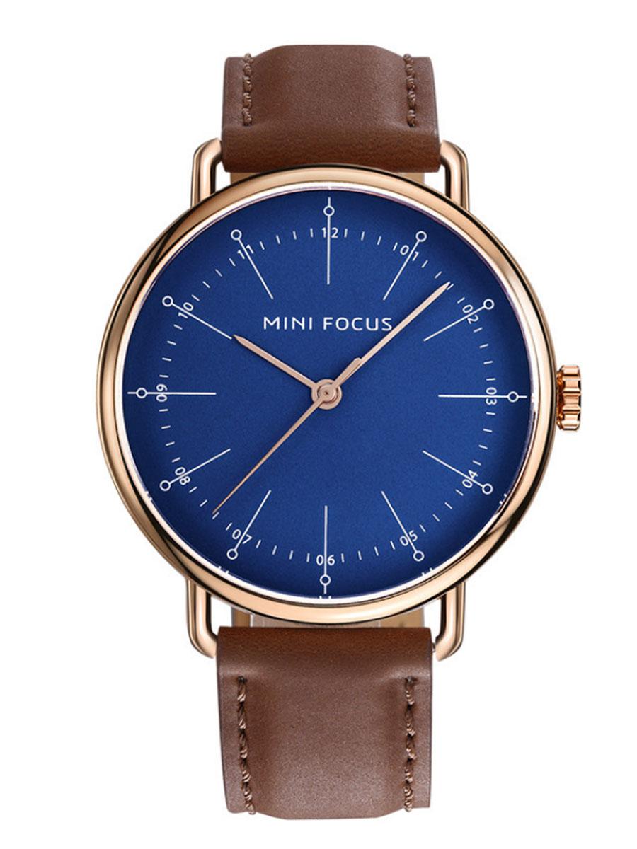 Pánské analogové hodinky Marksmen modré