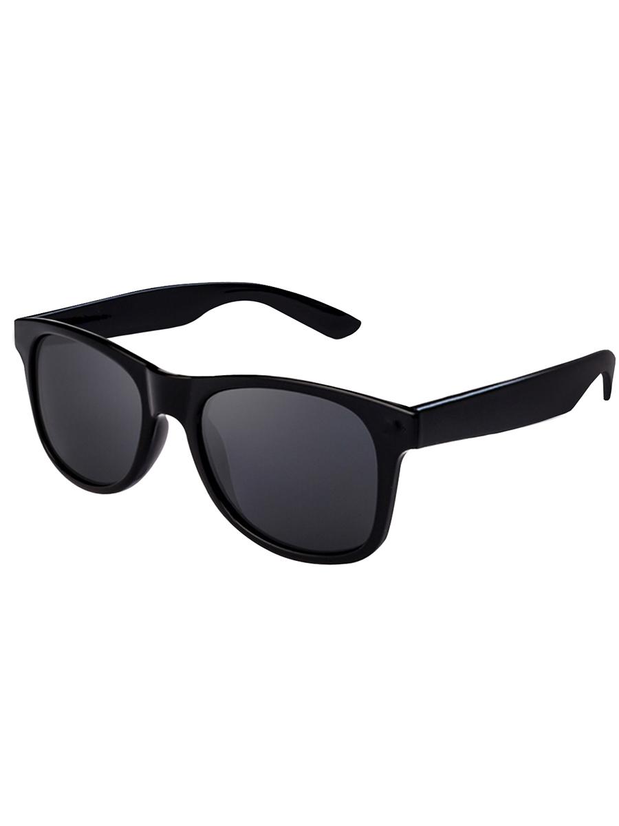 Sluneční brýle VeyRey Nerd černé