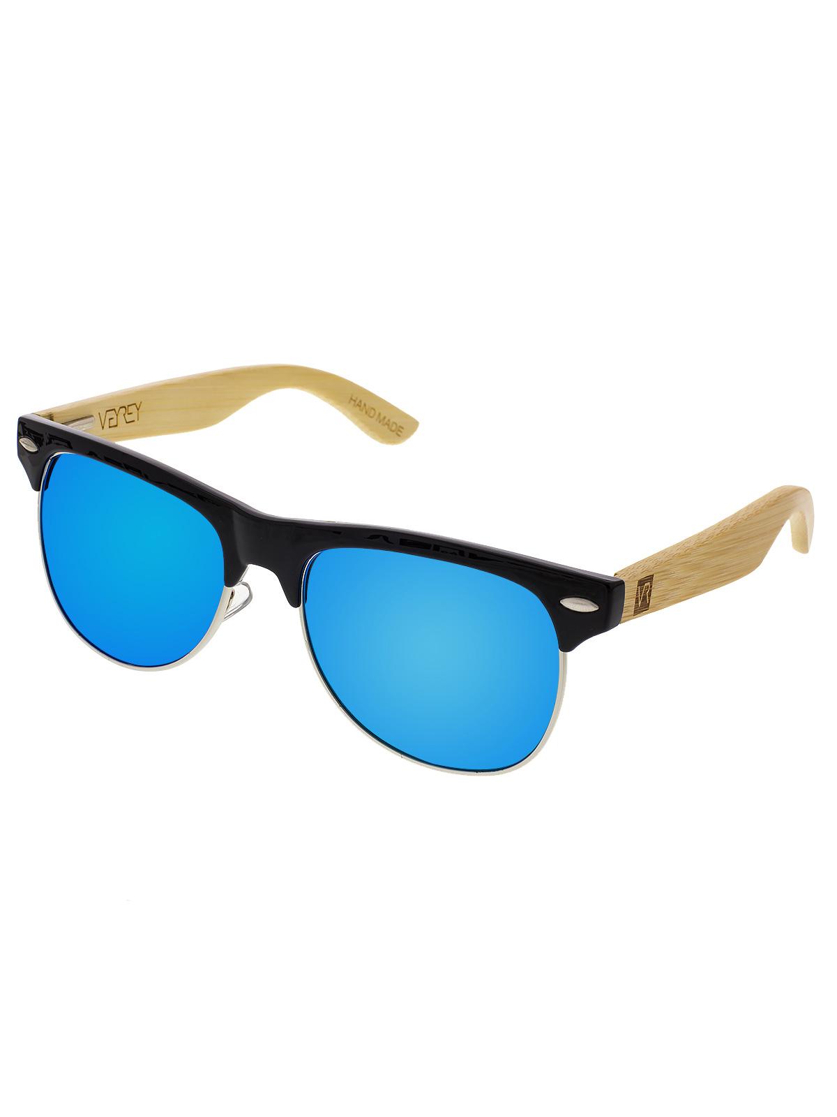 Sluneční brýle polarizační Hyalos modrá skla