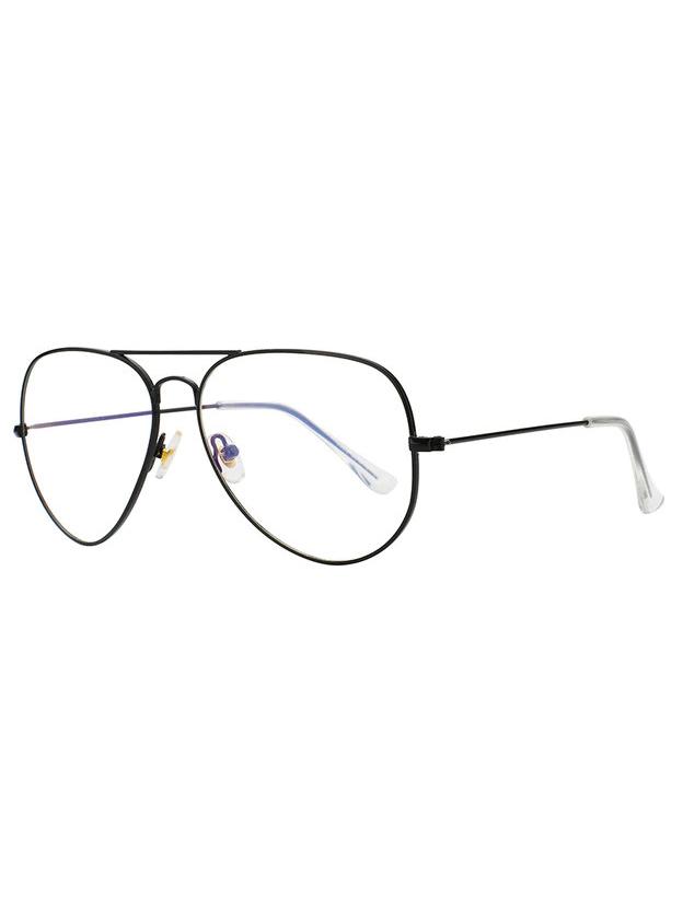 Brýle na modré světlo Bloss černé
