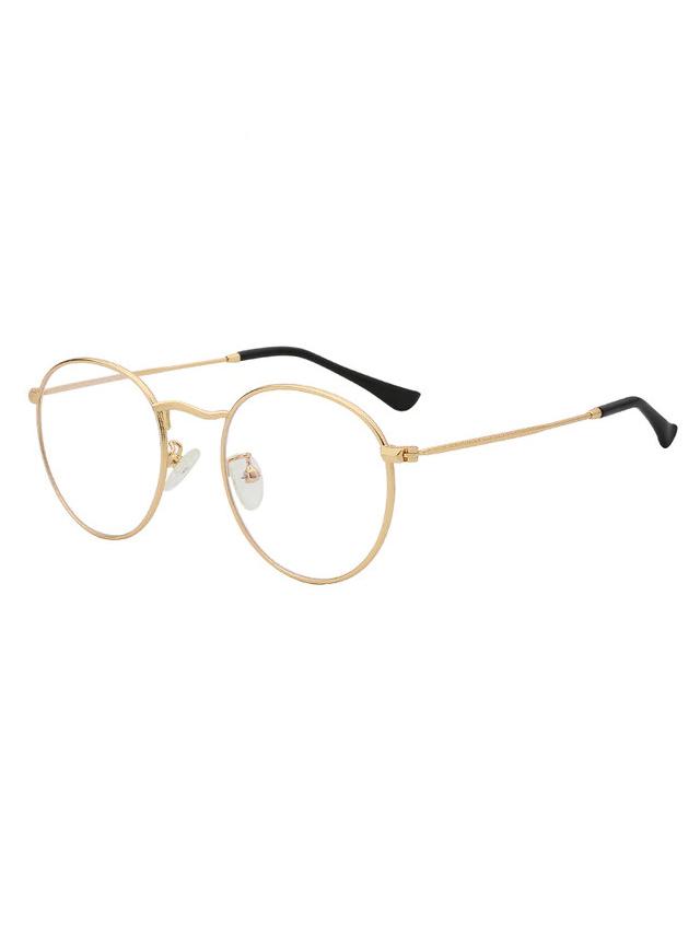 Brýle na modré světlo Curda zlaté
