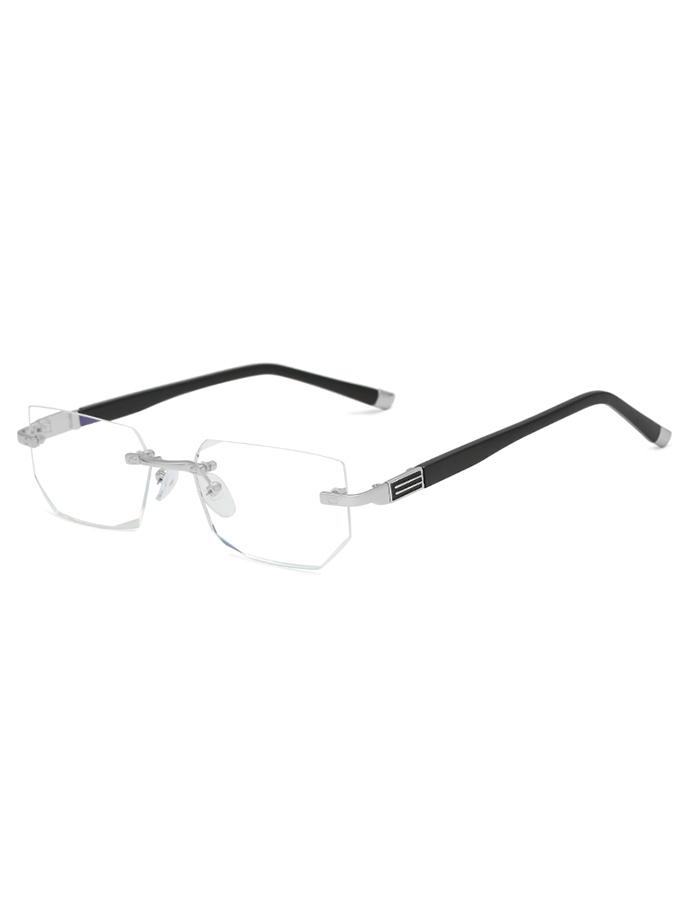 Brýle k počítači Sallis stříbrné