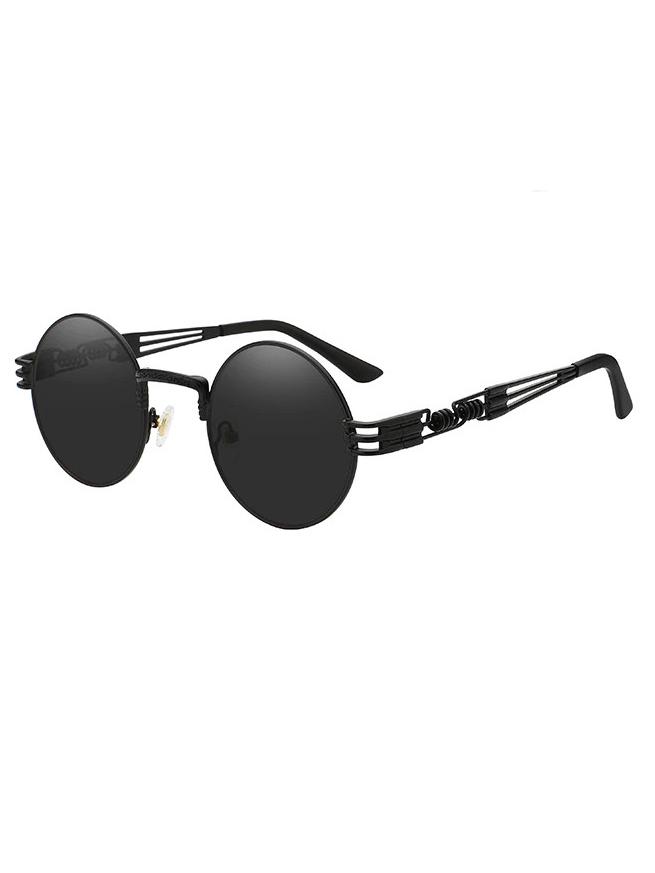 Sluneční brýle Porchey černé