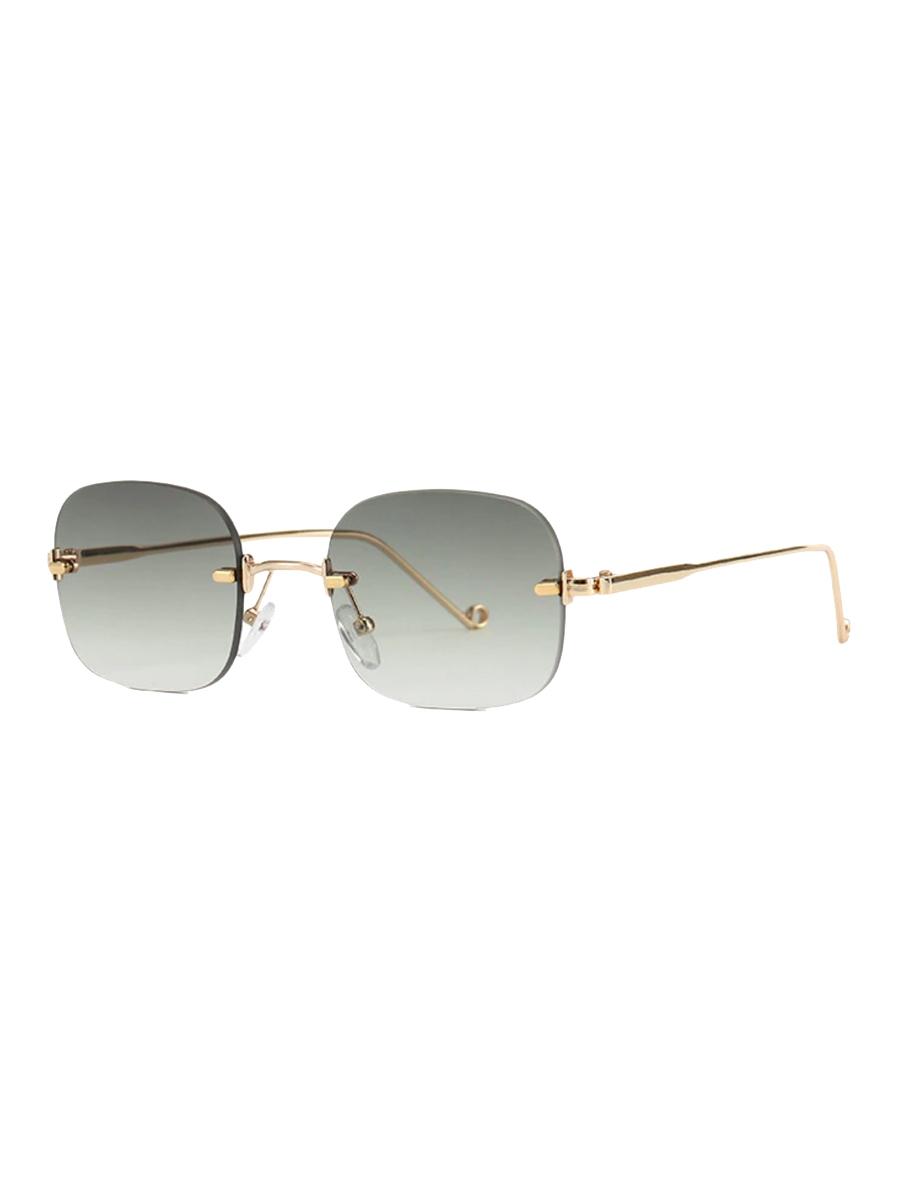Sluneční brýle Jennie zelená skla