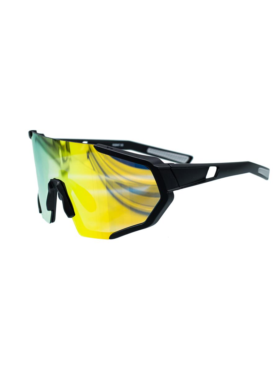 Sluneční brýle Agne žlutá skla