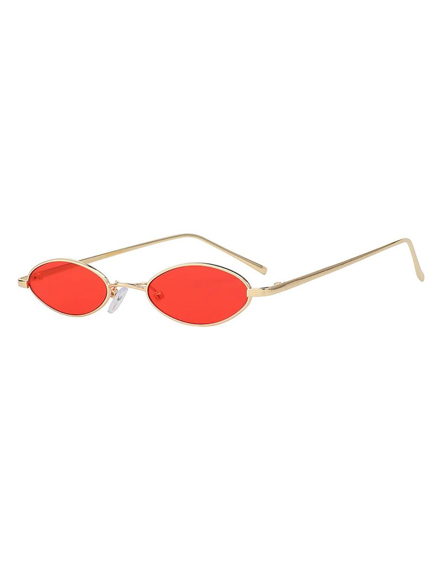 Sluneční brýle Morgan červené