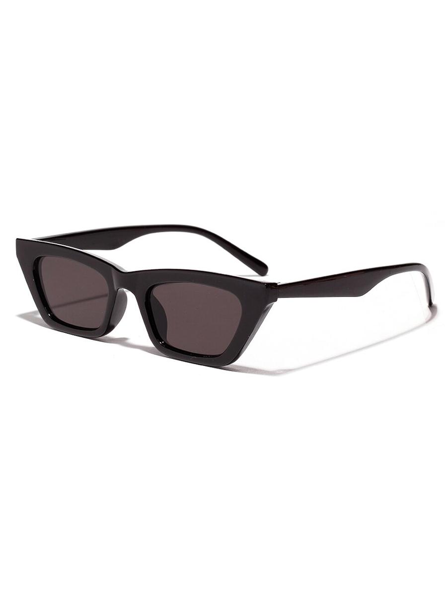 Sluneční brýle Emanuel černé