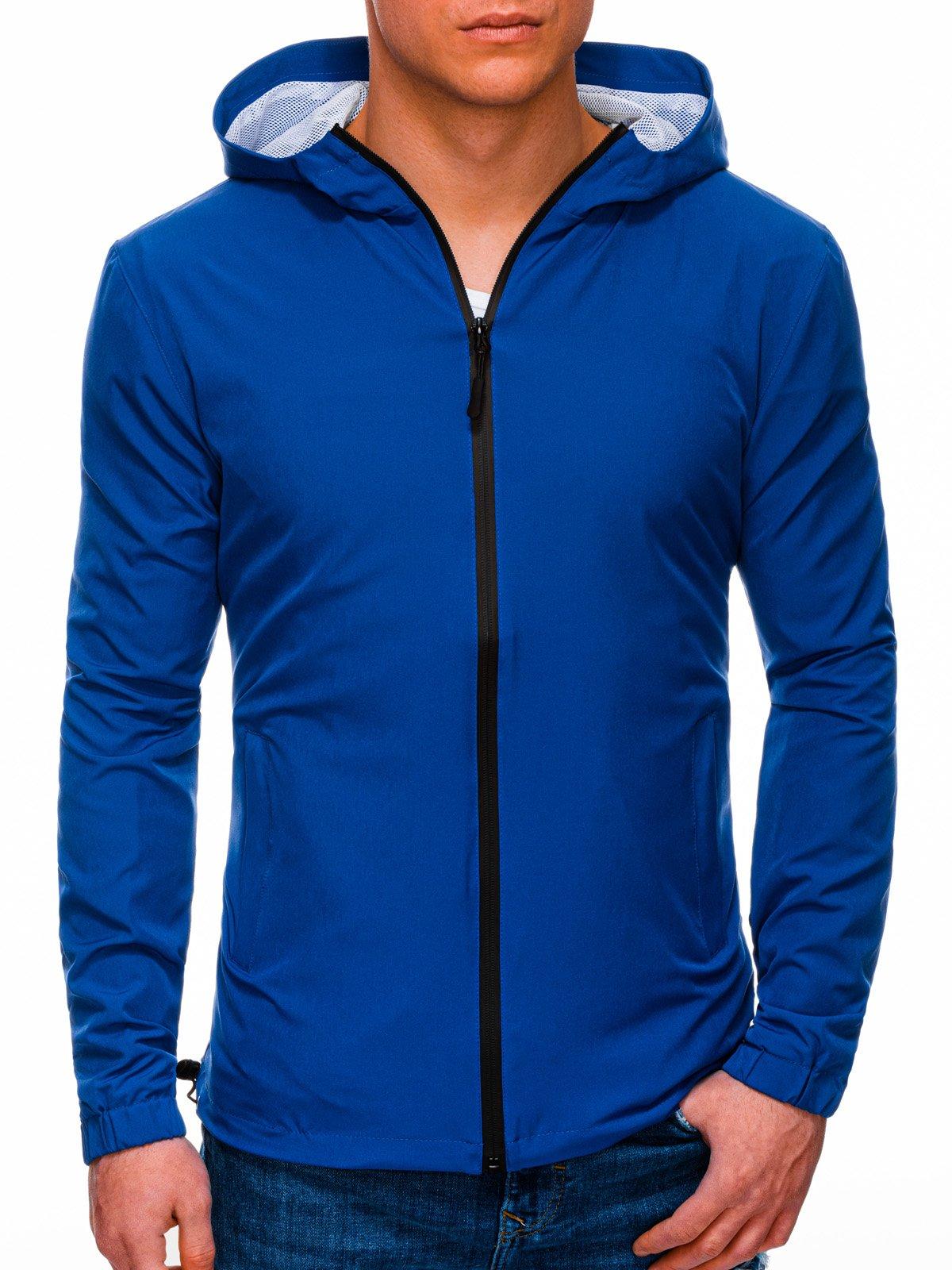 Pánská přechodová bunda Gustaus modrá