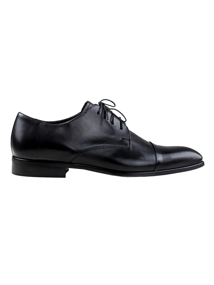 Pánské společenské boty Vincenzo černé