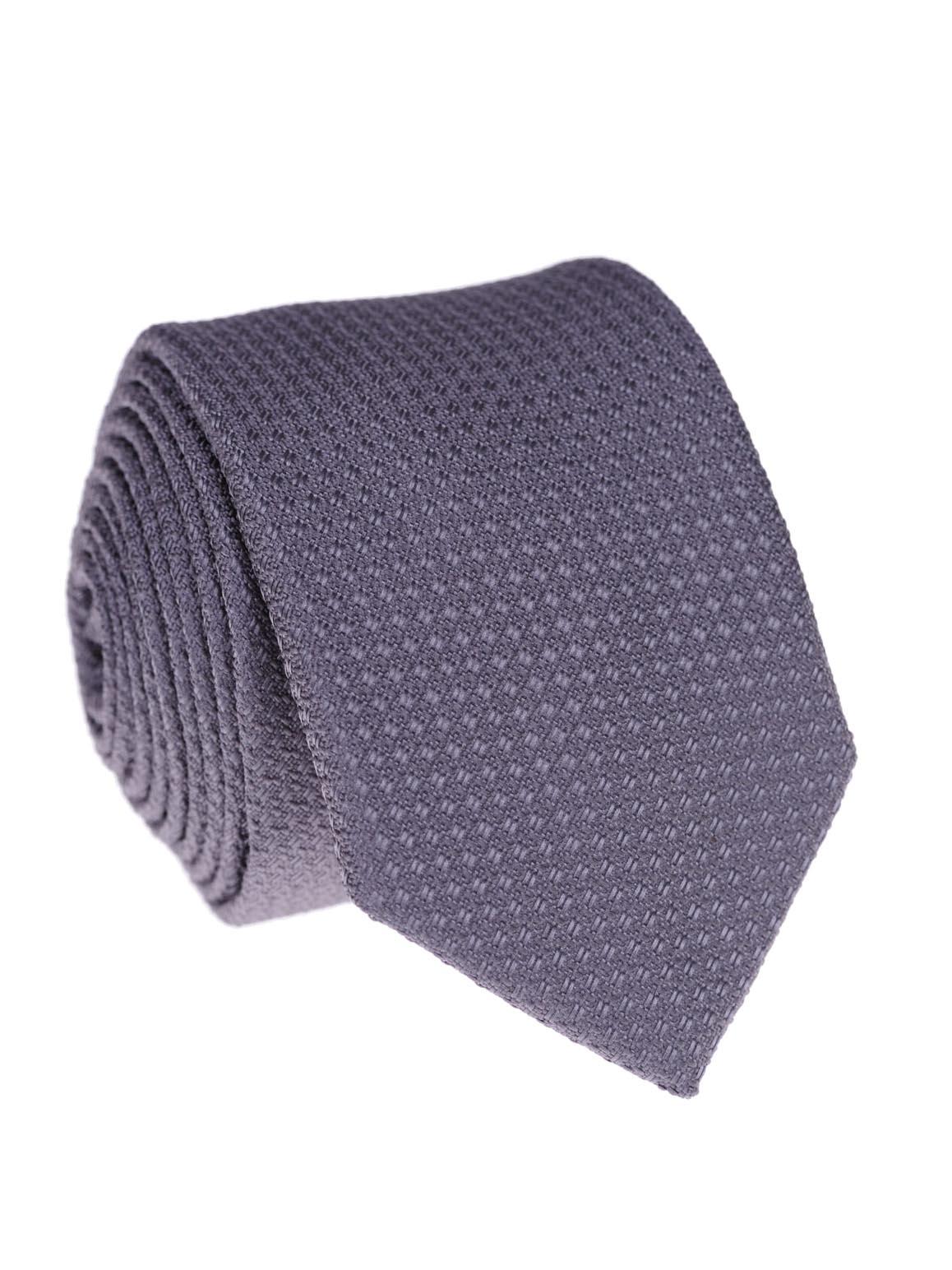 Pánská kravata Cooper šedá
