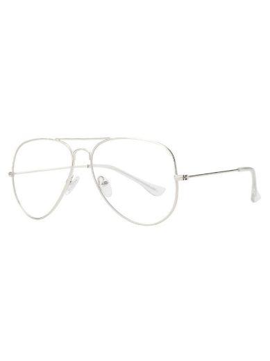 Brýle na počítač Bryant stříbrné