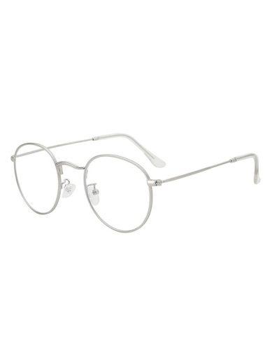 Brýle blokující modré světlo Dilton stříbrné