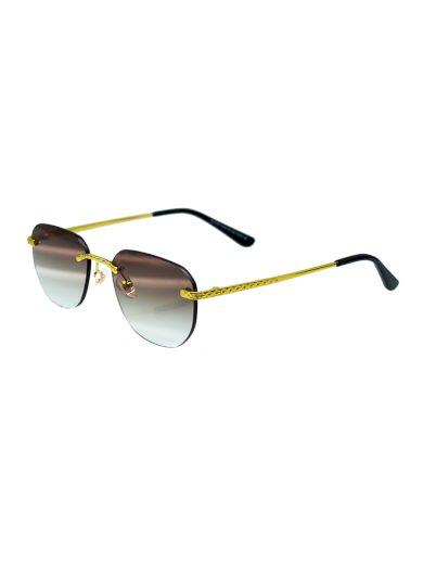 Sluneční brýle Bert hnědá skla