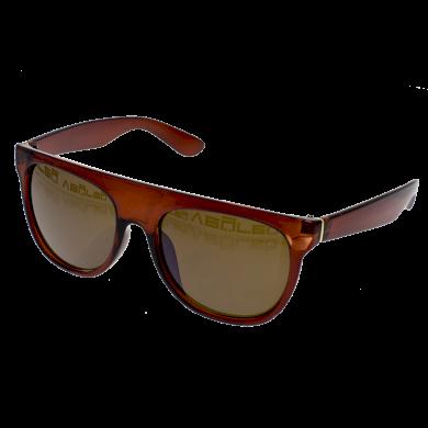 Sluneční brýle Mercury + kožené pouzdro hnědé