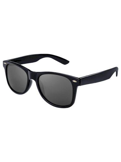 Sluneční brýle VeyRey Polarizační Nerd černé