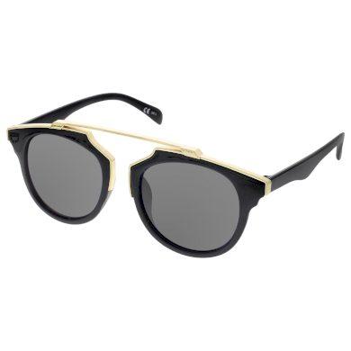 Sluneční brýle Weight černé obroučky šedá skla