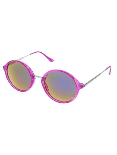 Sluneční brýle Pond fialové obroučky fialová skla