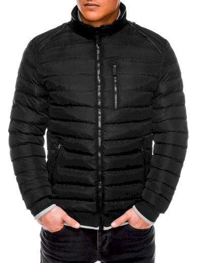 Pánská zimní bunda Beck černá