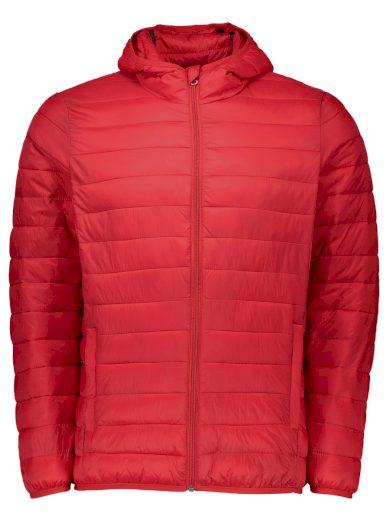 Pánská podzimní bunda Manuel červená