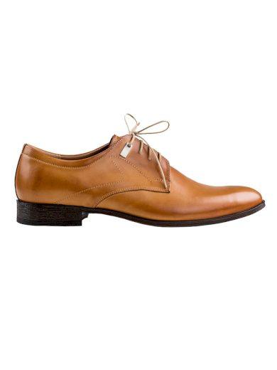 Pánské společenské boty Giorgio světle hnědé