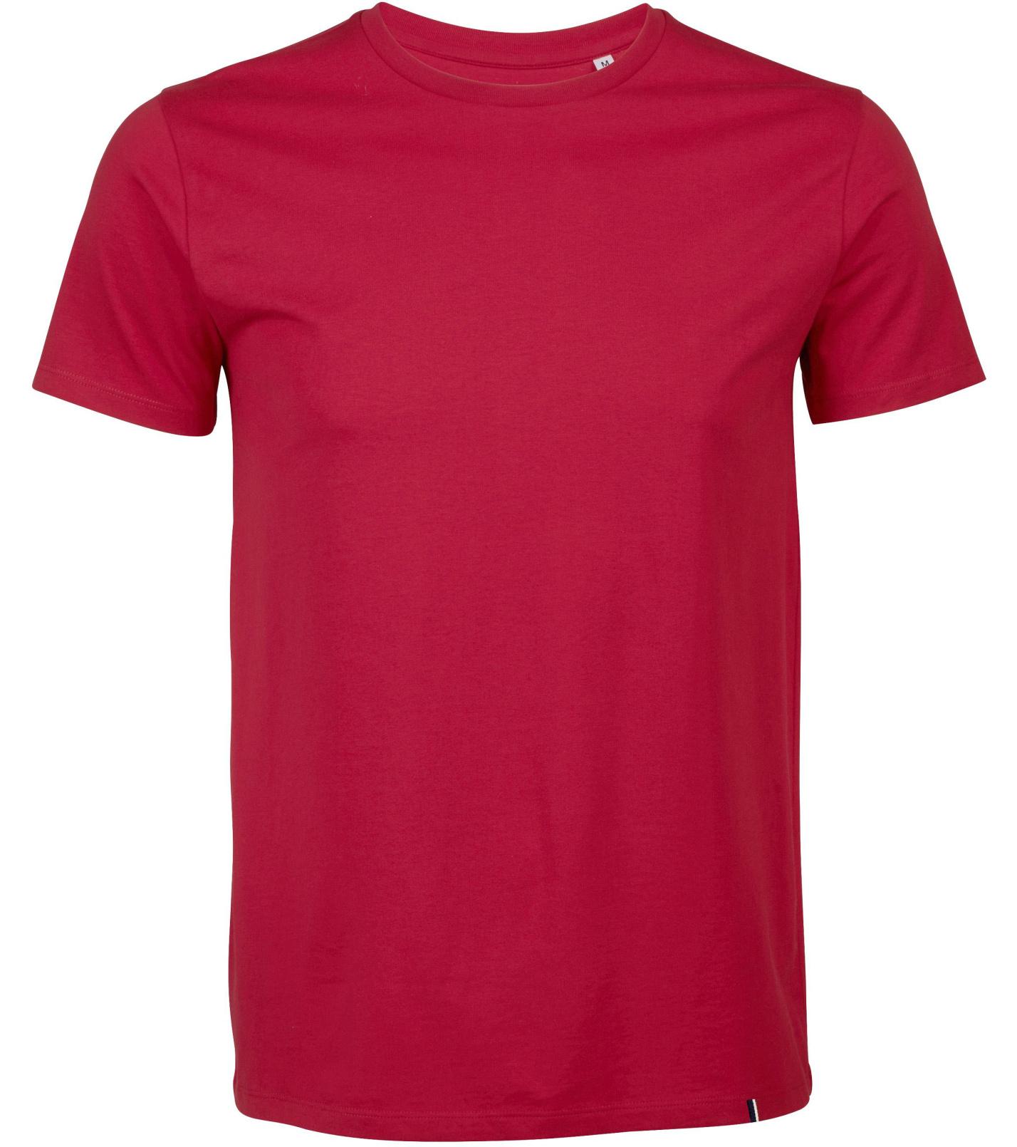 ATF Pánské triko LÉON 03272145 Red S