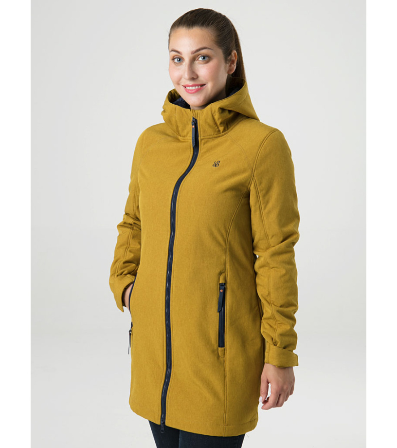 LOAP LECIKA Dámský softshellový kabát SFW2117C87XL C87XL XS