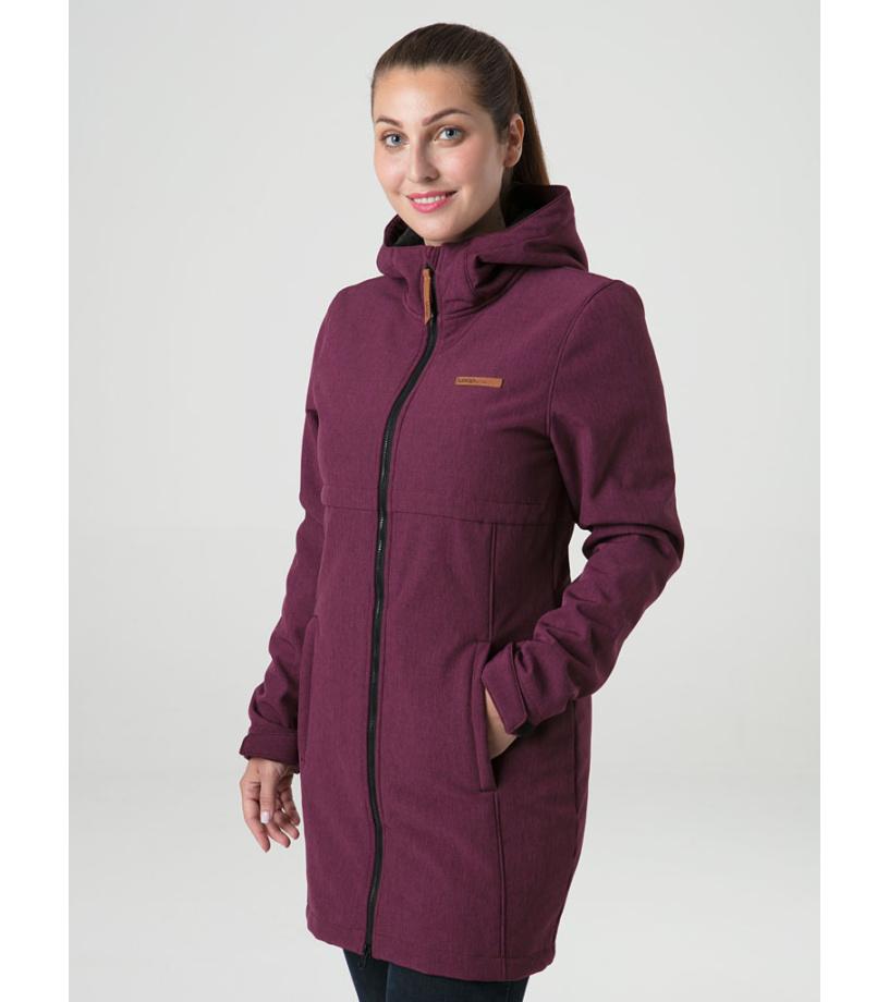 LOAP LECOVA Dámský softshellový kabát SFW2118K03XV K03XV XS