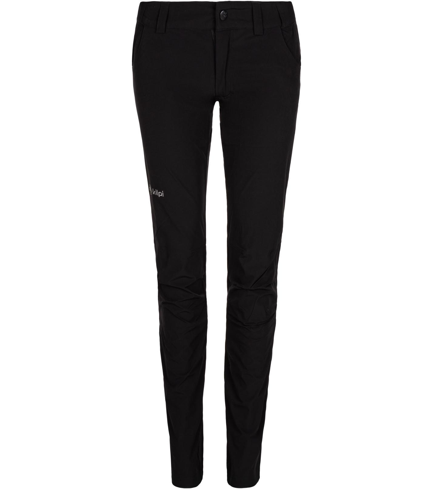 KILPI Dámské outdoorové kalhoty UMBERTA-W ML0025KIBLK Černá 40