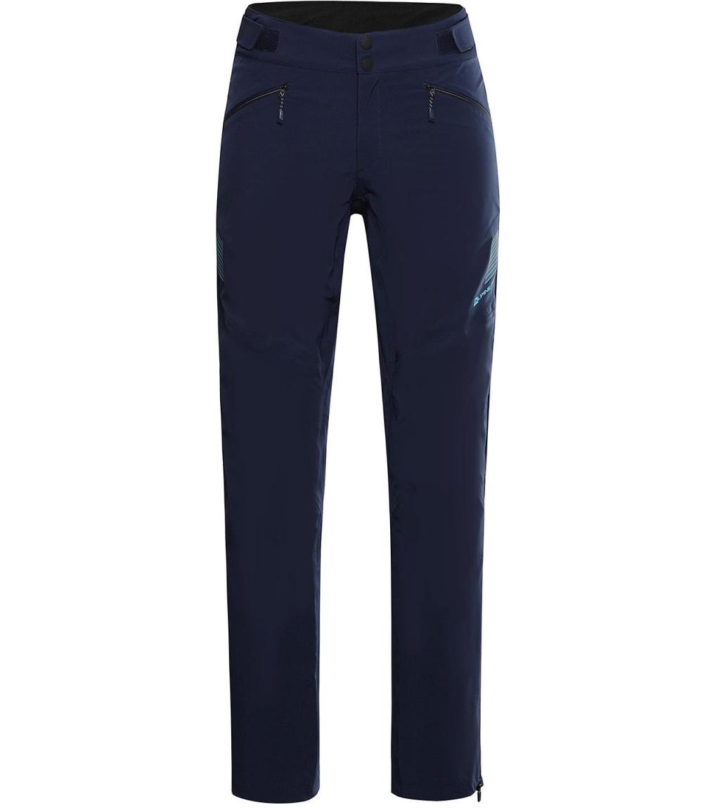 ALPINE PRO OLWENA 4 Dámské outdoorové kalhoty LPAS436602 mood indigo 44