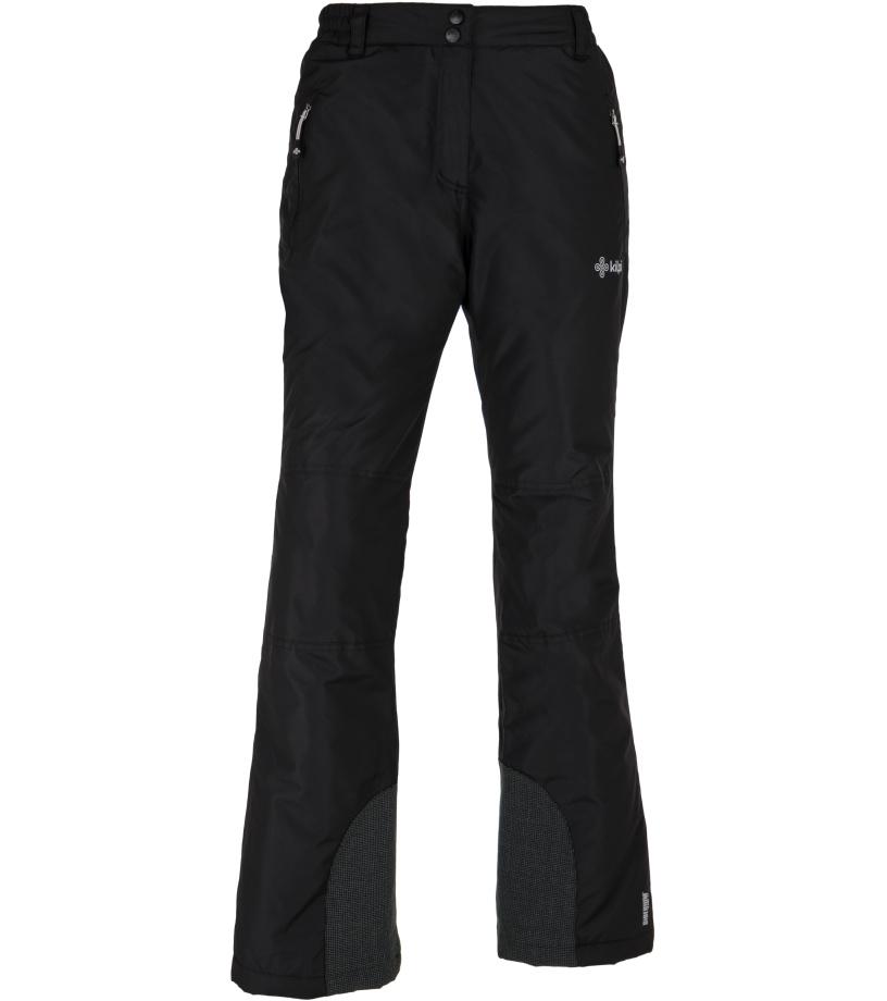 KILPI Dámské lyžařské kalhoty GABONE-W HL9002KIBLK Černá 42S