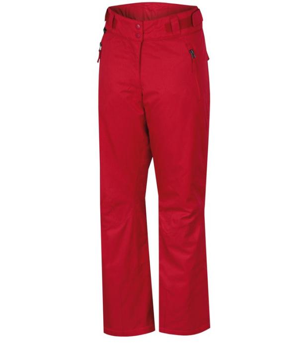 HANNAH Josie II Dámské lyžařské kalhoty 217HH0028HP04 Barberry mel 38