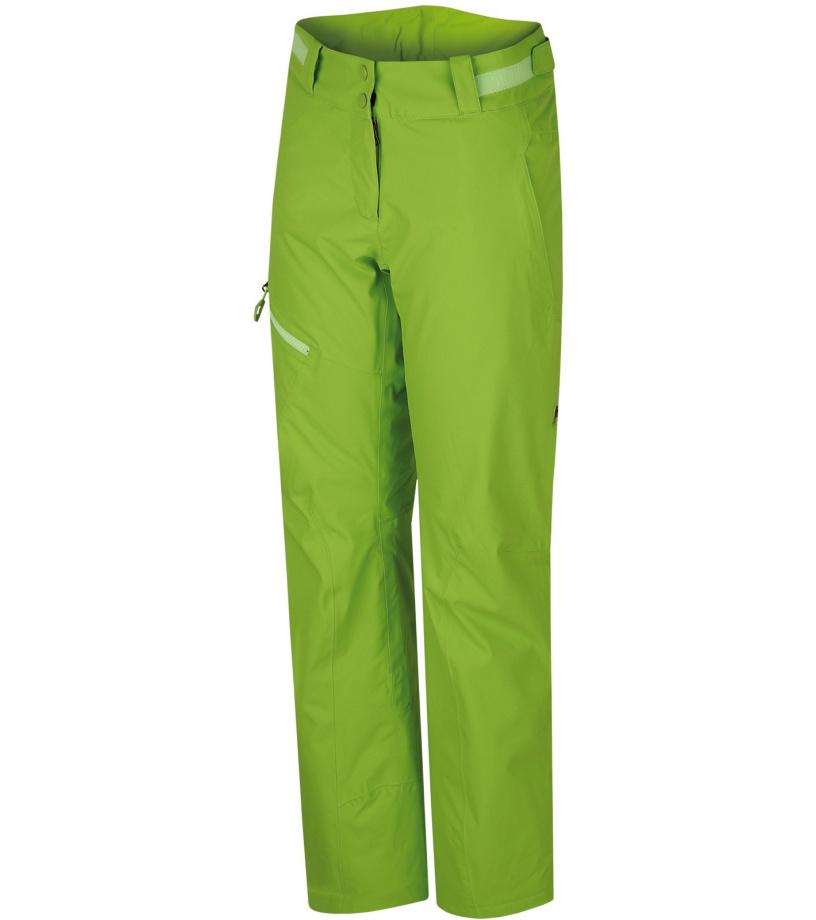 HANNAH Tibi Dámské lyžařské kalhoty 216HH0062HP04 Lime green 42