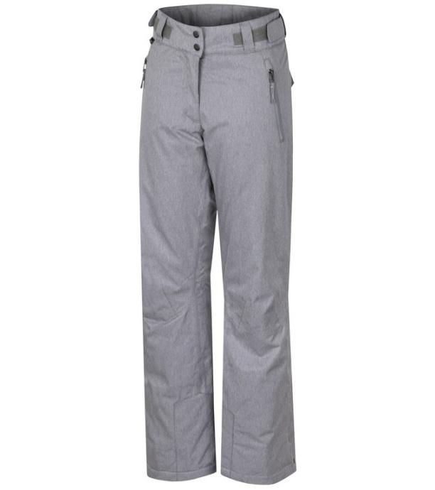 HANNAH Josie II Dámské lyžařské kalhoty 217HH0028HP03 Frost mel 42