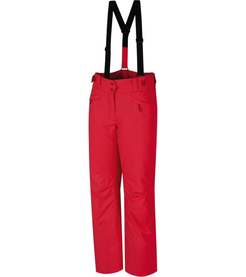 HANNAH AWAKE Dámské lyžařské kalhoty 10000157HHX01 Teaberry 36