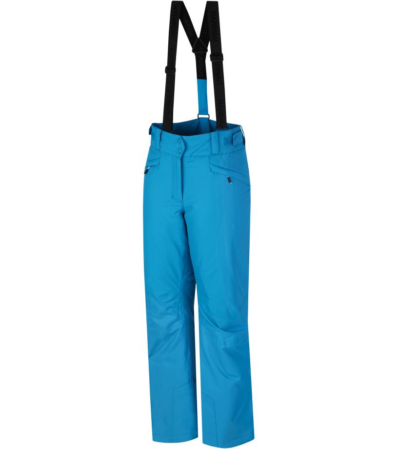 HANNAH AWAKE Dámské lyžařské kalhoty 10000158HHX01 Caribbean sea 34