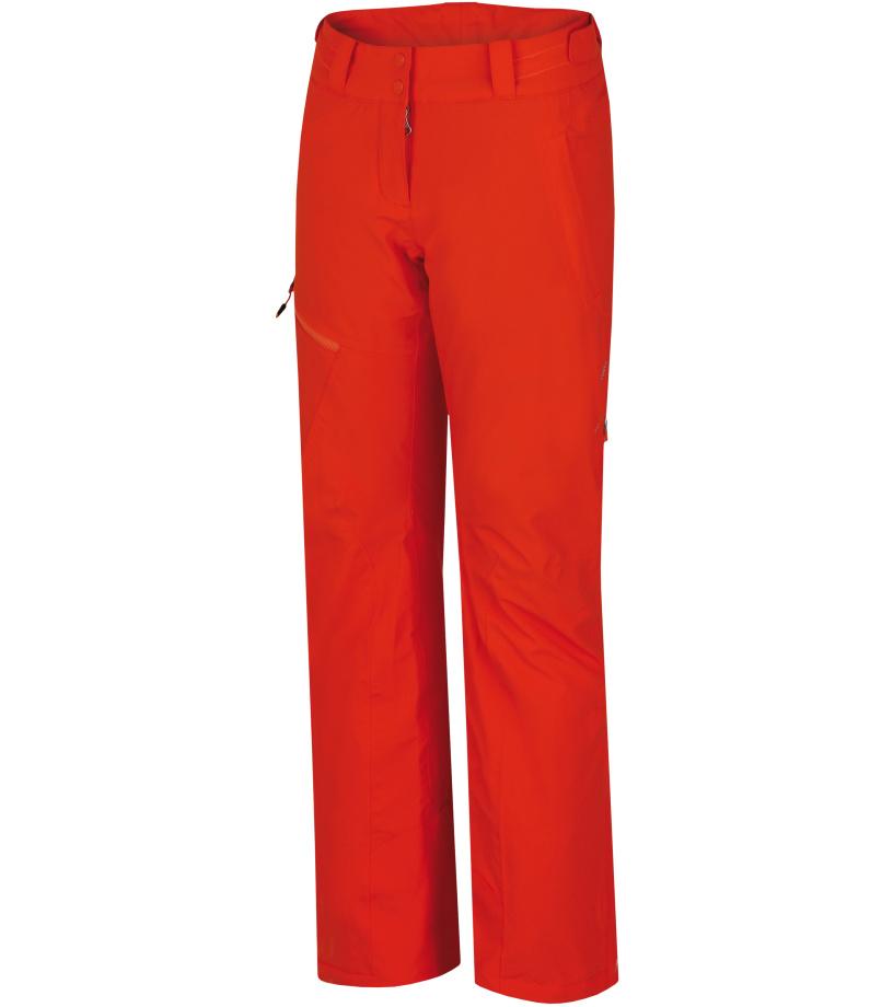 HANNAH TIBI II Dámské lyžařské kalhoty 10000140HHX01 flame 36