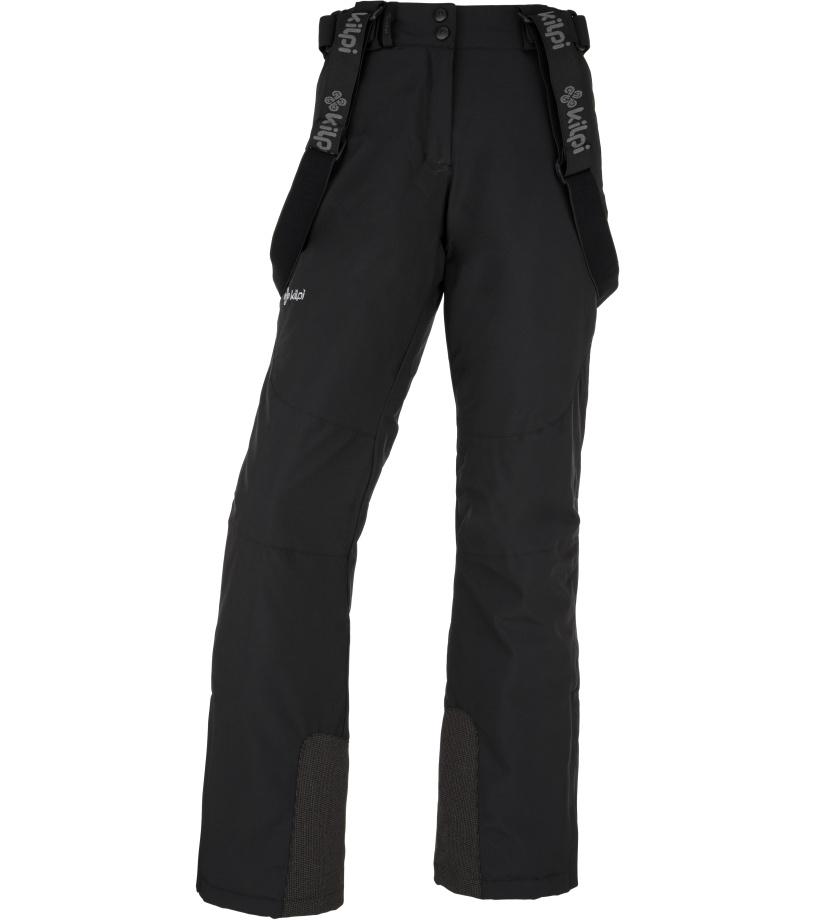KILPI Dámské lyžařské kalhoty ELARE-W JL0011KIBLK Černá 36